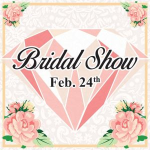 Tie The Knot California at the 2019 Bridal Show in Lancaster, CA.